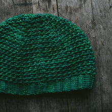 Kelpie Hat - Simple Crochet Hat Pattern