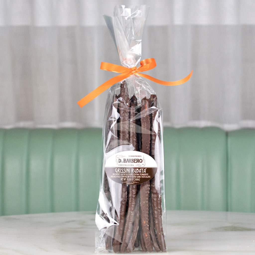 Grissini Covered in Chocolate, Barbero, 300g