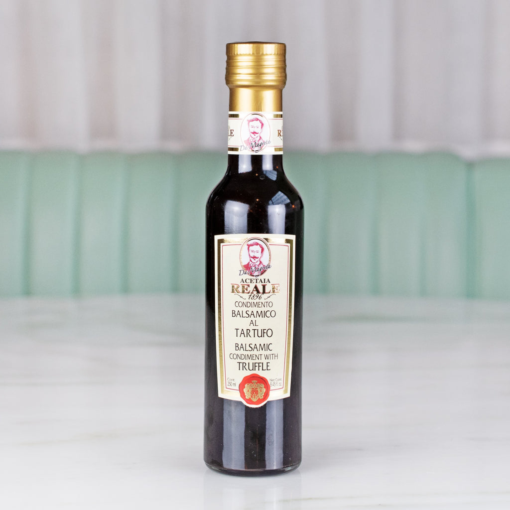 Truffle Infused Balsamic Condiment, Acetaia Reale