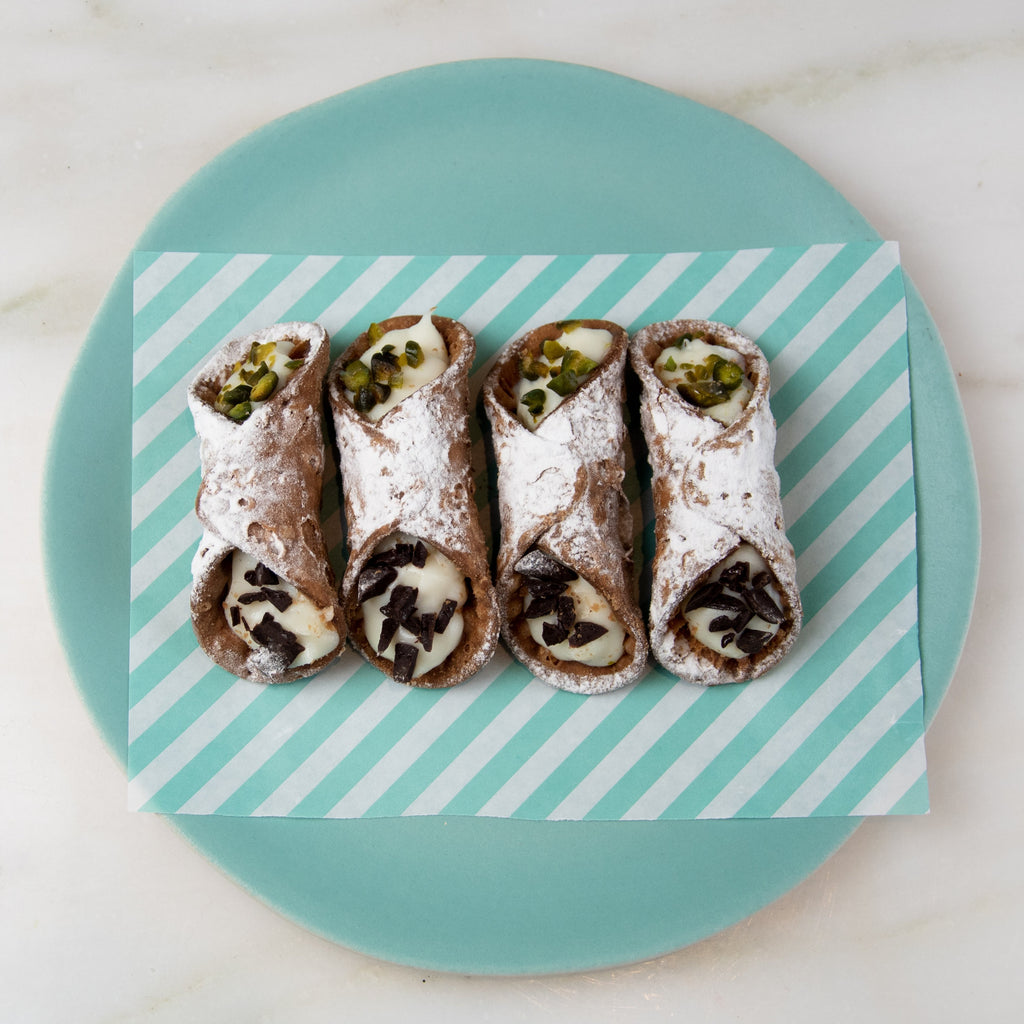 Sicilian Cannoli (Pack of 5, Small)