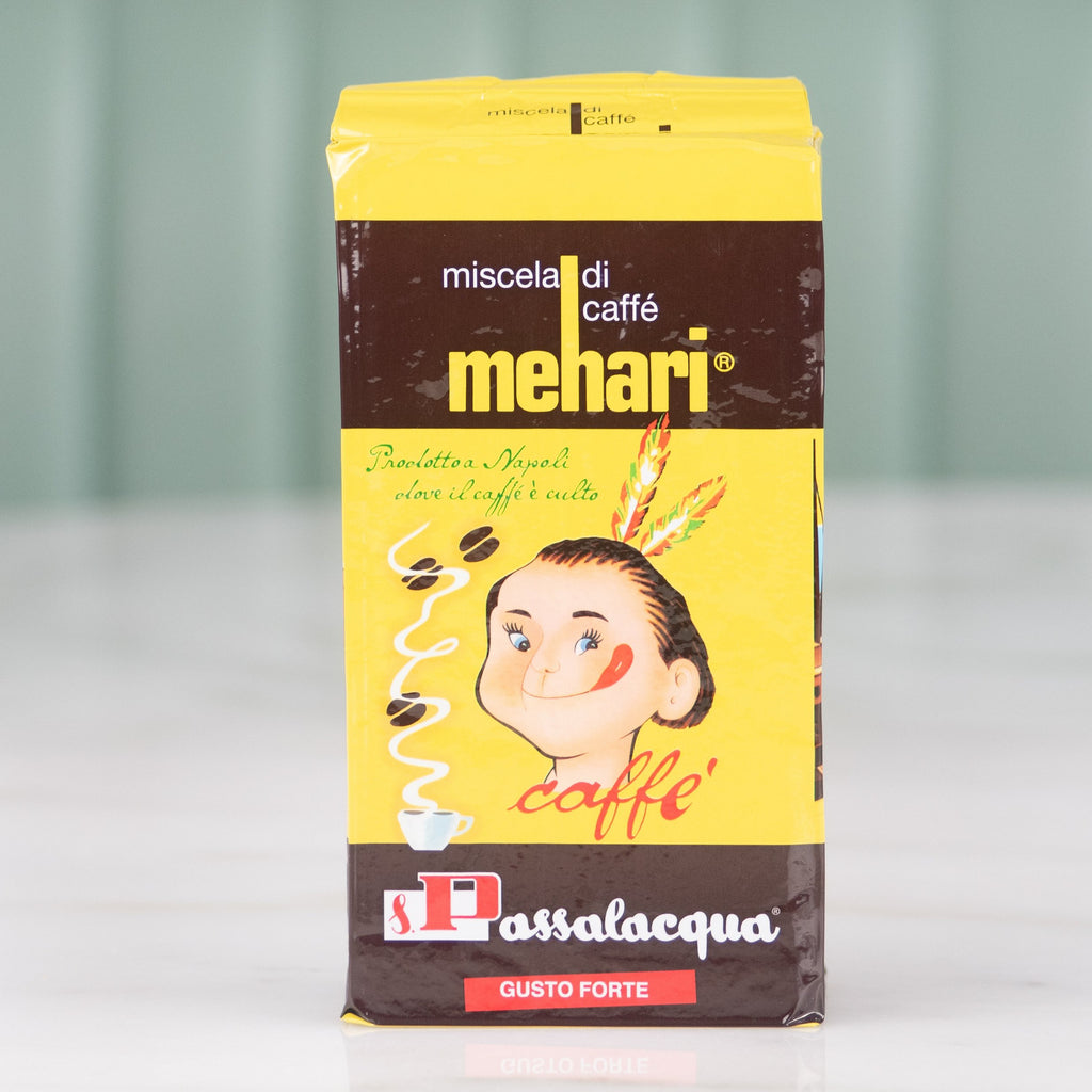 Mehari Strong Flavour, Passalacqua (Ground), 250g