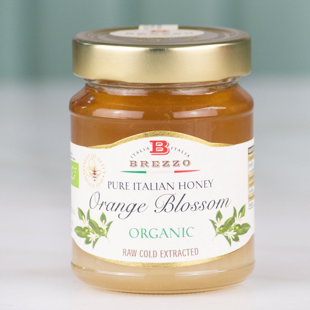 Orange Flavoured Honey, Brezzo, 350g