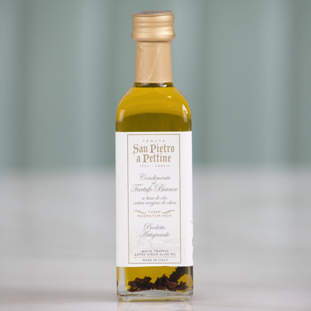 White Truffle Olive Oil, San Pietro a Pettine, 55ml