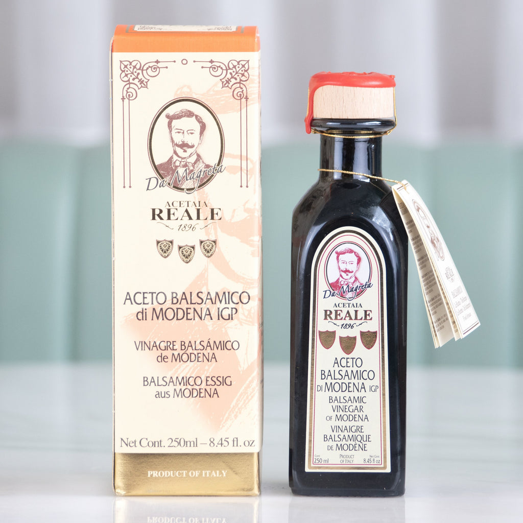 6 Year-Aged Balsamic Vinegar of Modena, Acetaia Reale, 250ml