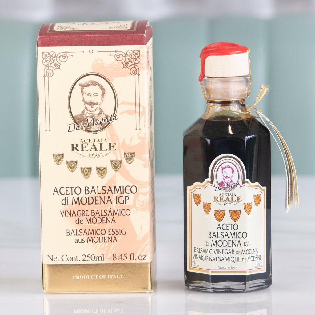 12 year-aged Balsamic Vinegar of Modena IGP, Acetaia Reale, 250ml