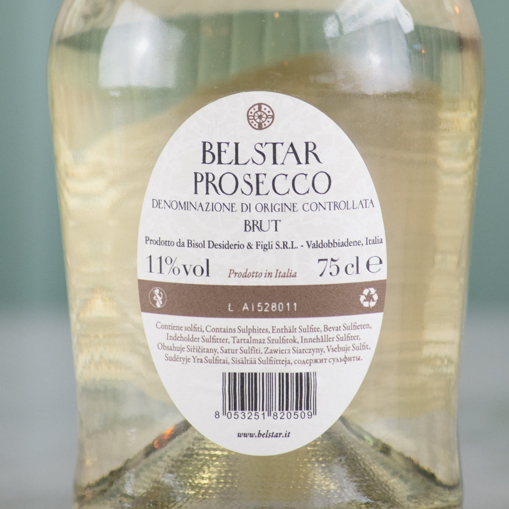 Prosecco, Belstar NV, 750ml