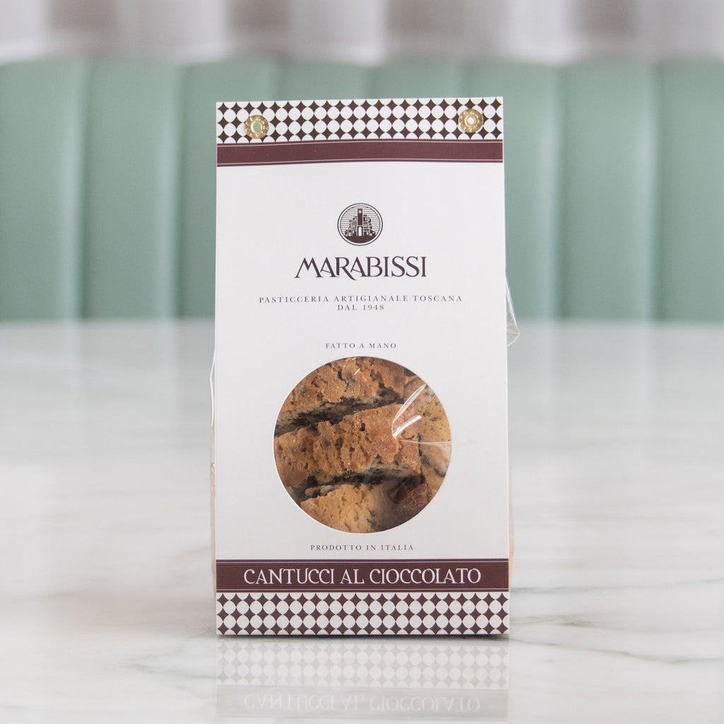 Chocolate and Hazelnut Cantucci, Marabissi, 200g
