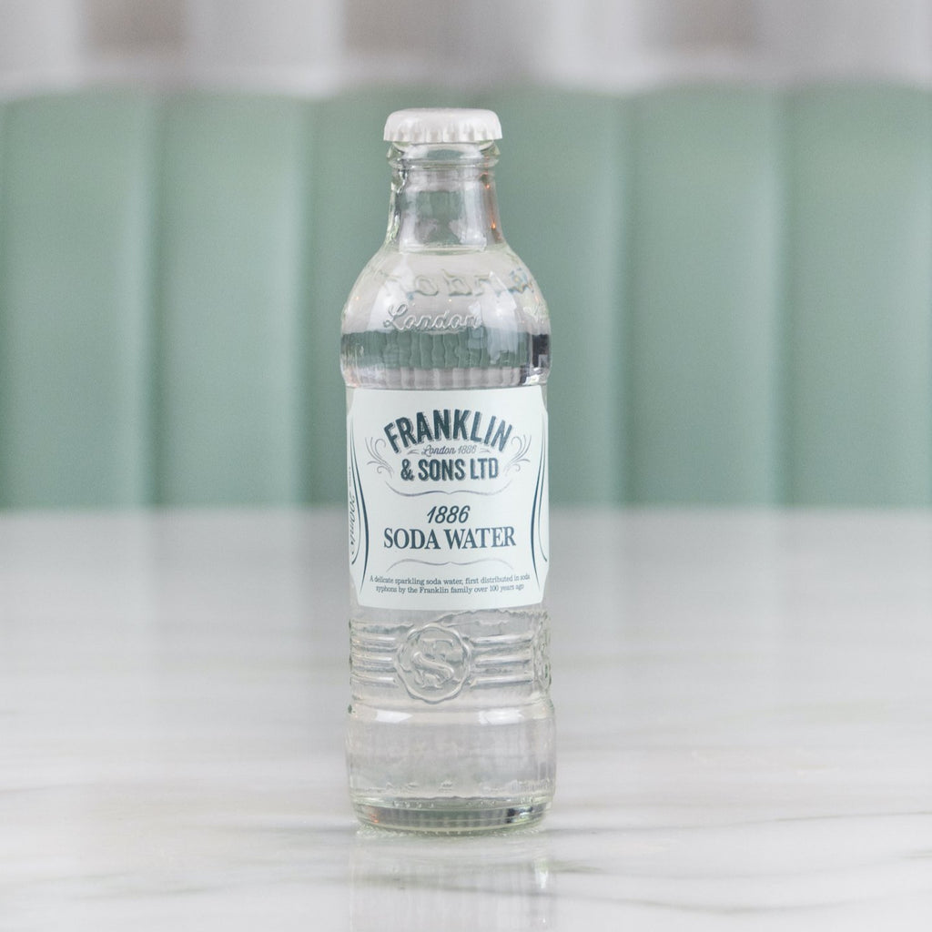 Soda Water, Franklin & Sons, 200ml