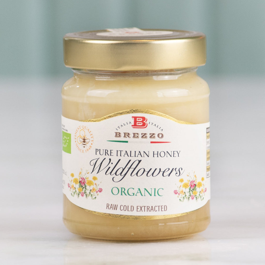 Mountain Wildflower Honey, Brezzo, 350g