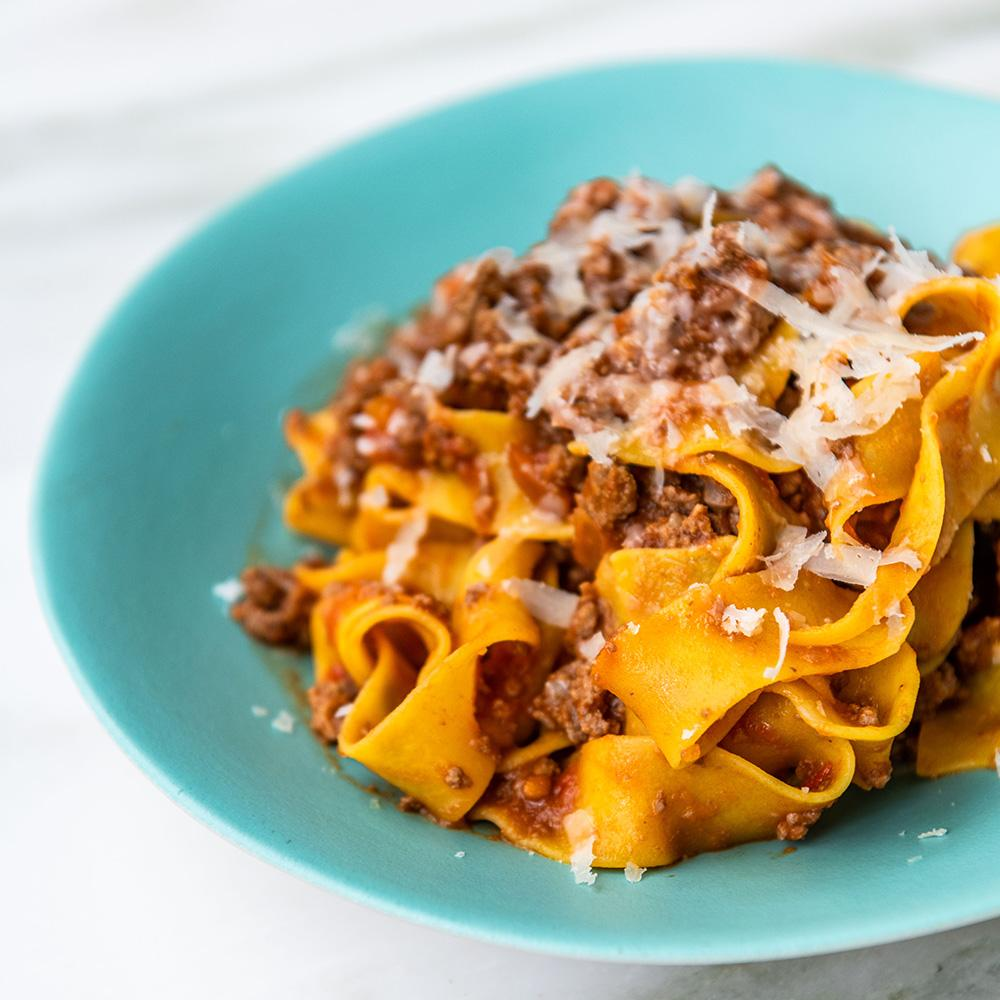 Fresh Pappardelle, 500g