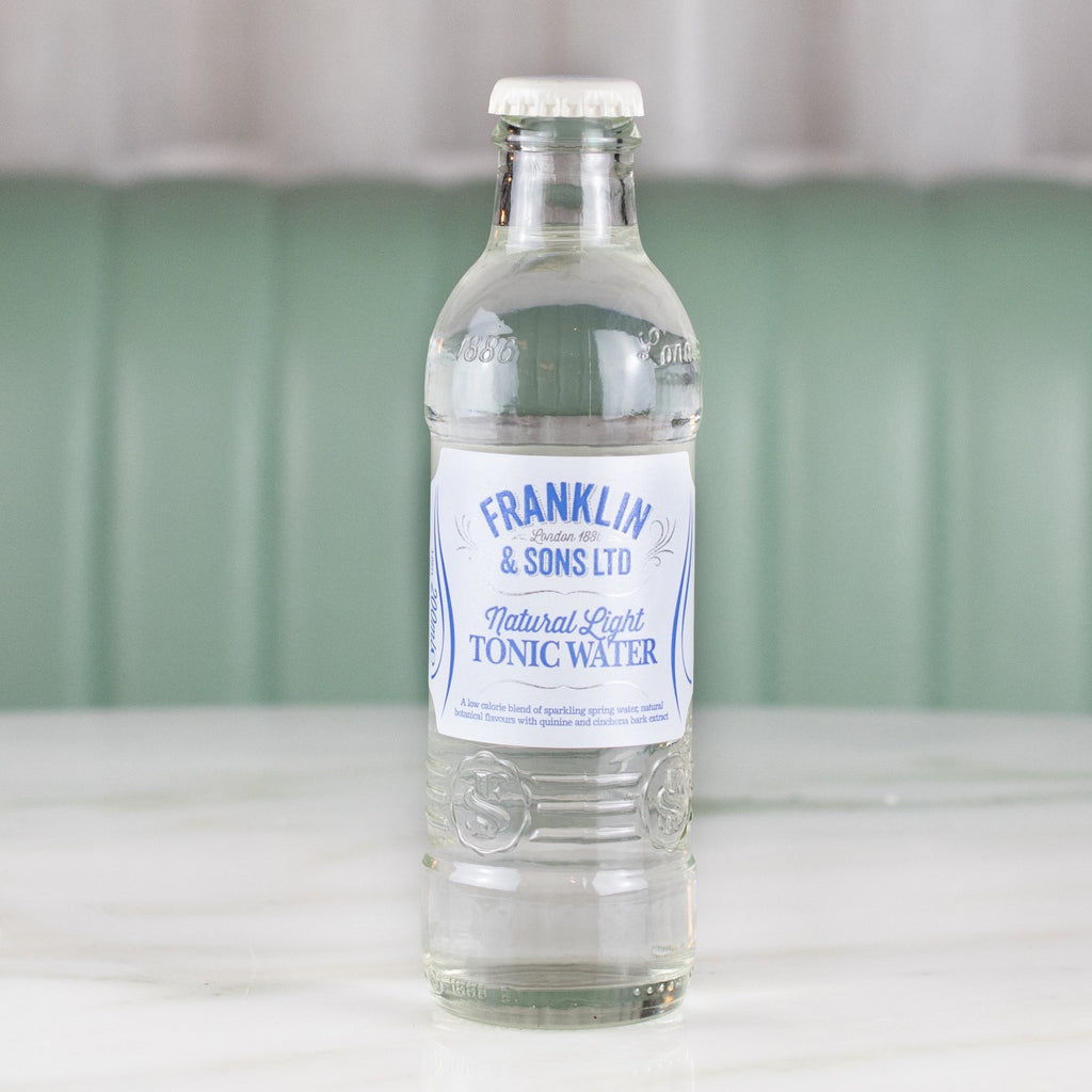 Natural Light Tonic Water, Franklin & Sons, 200ml