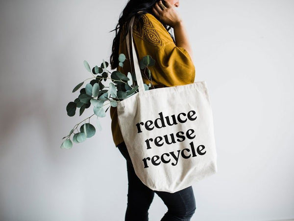 Reduce, Reuse, Recycle. | Quick Tips For a Better Tomorrow!