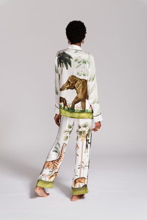 Load image into Gallery viewer, WILD KINGDOM PYJAMA