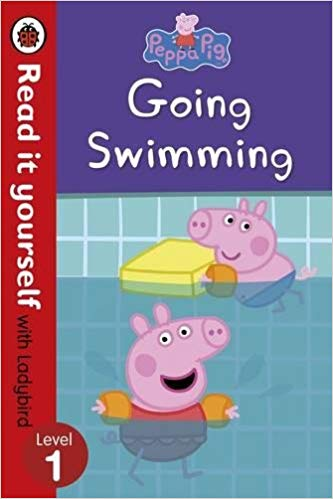 peppa-pig:-going-swimming-Ð-read-it-yourself-with-ladybird-level-1