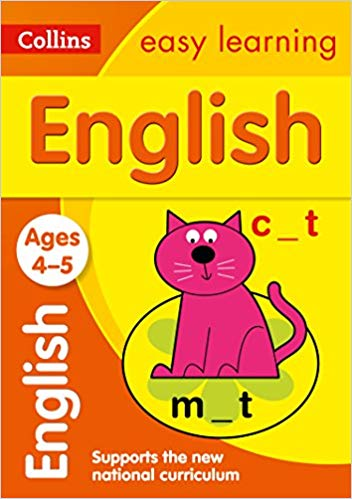 english-ages-4-5:-collins-easy-learning-(collins-easy-learning-preschool)