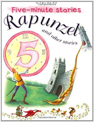 five-minute-stories---rapunzel-(5-minute-stories)