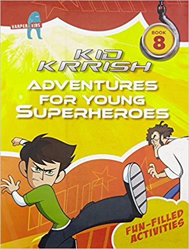 kid-krrish-book-8:-fun-filled-activities