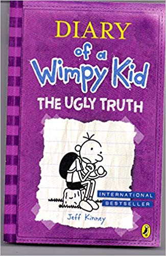 the-ugly-truth-(diary-of-a-wimpy-kid-book-5)