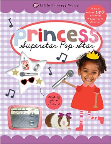 superstar-popstar:-princess-sticker-books