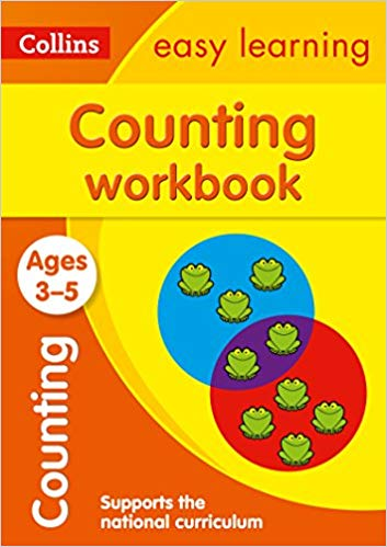 counting-workbook-ages-3-5:-collins-easy-learning-(collins-easy-learning-preschool)