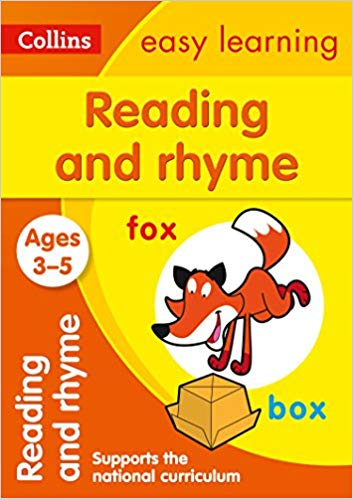 reading-and-rhyme-ages-3-5:-collins-easy-learning-(collins-easy-learning-preschool)
