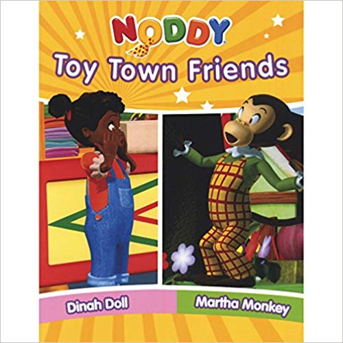 noddy-dinah-doll-/-martha-monkey