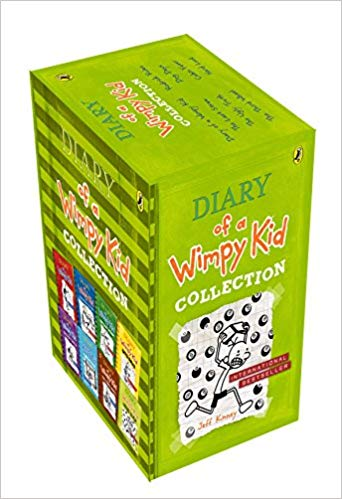 diary-of-a-wimpy-kid-slipcase-x8-set
