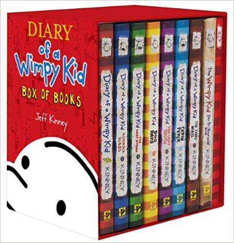 wimpy-kid-box-of-books-1-7-+-diy-+-journal-(diary-of-a-wimpy-kid)