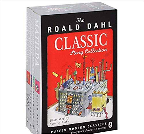 dahl-puffin-modern-classics-collection