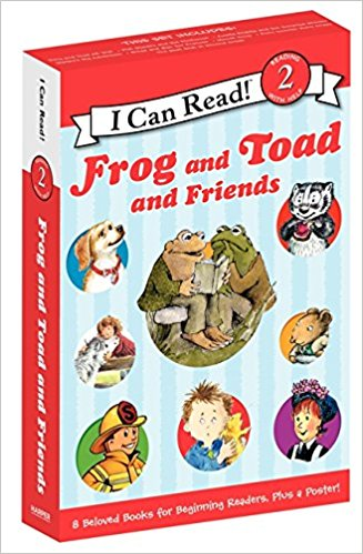 frog-and-toad-and-friends-box-set-(i-can-read-level-2)
