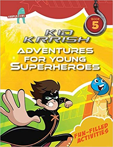 kid-krrish-book-5:-fun-filled-activities