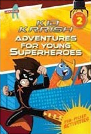 kid-krrish-book-2:-fun-filled-activities