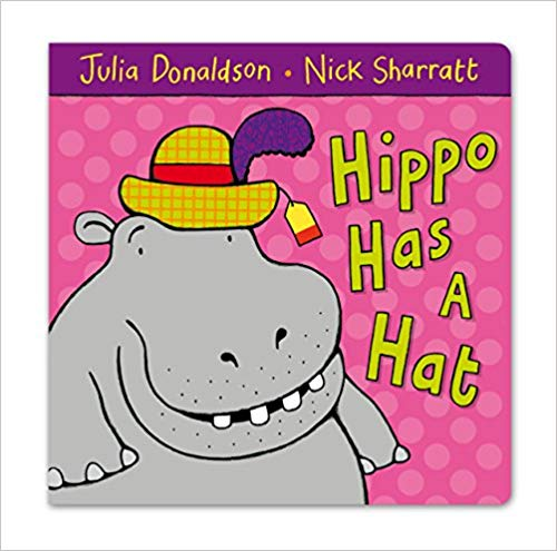 hippo-has-a-hat