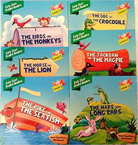 early-start-graded-readers-level-3-(set-of-six-books)-(early-start-graded-readers)
