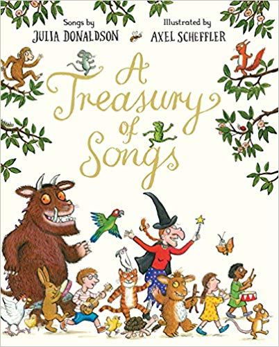 a-treasury-of-songs:-book-and-cd-pack