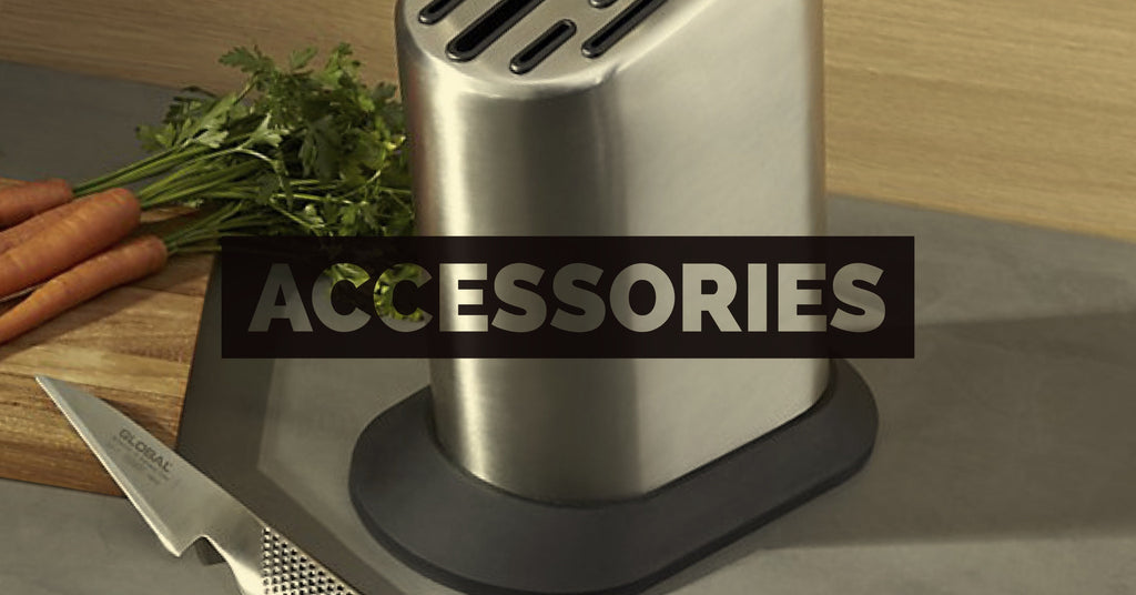 Global Knife Knife Block & Accessories