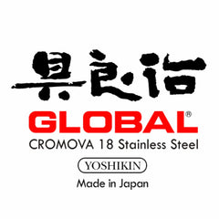 Global Knife Cromova 18 Stainless Steel