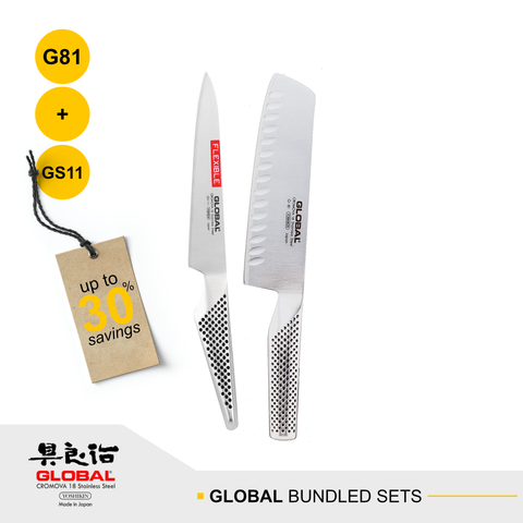 Global G-81 & GS-11 Bundled Sets