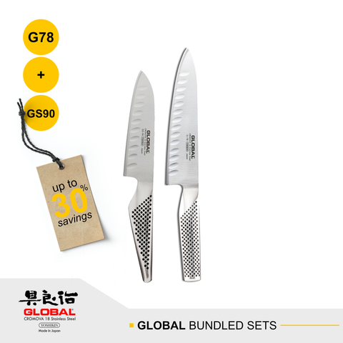 Global G-78 & GS-90 Bundled Sets
