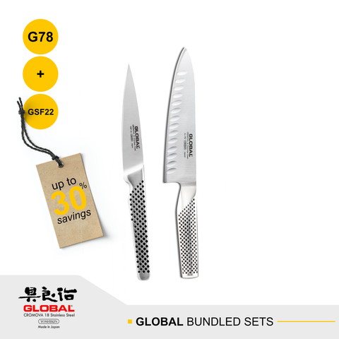 Global G-78 & GSF-22 Bundled Sets