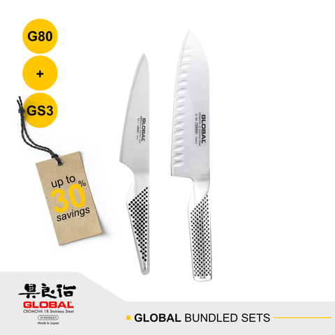 Global G-80 & GS-3 Bundled Sets