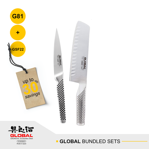 Global G-81 & GSF-22 Bundled Sets