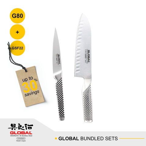 Global G-80 & GSF-22 Bundled Sets