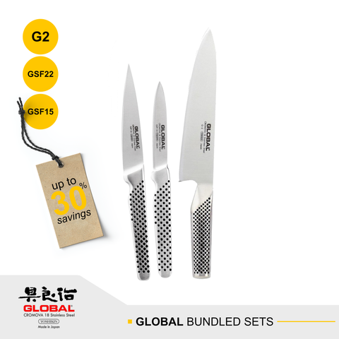 Global G-2, GSF-22 & GSF-15 Bundled Sets