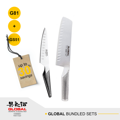 Global G-81 & GS-51 Bundled Sets