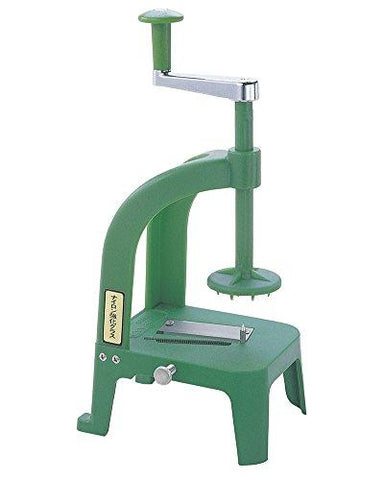 Benriner Vertical Turning Slicer for Vegetable (Green)