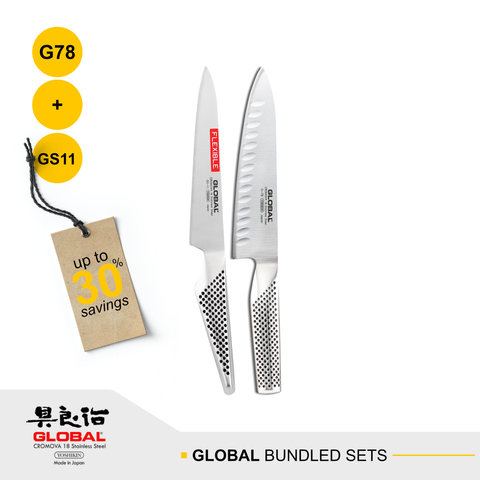 Global G-78 & GS-11 Bundled Sets