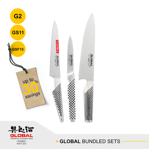 Global G-2, GS-11 & GSF-15 Bundled Sets