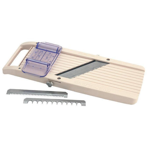 Super Benriner Vegetable Slicer, Ivory