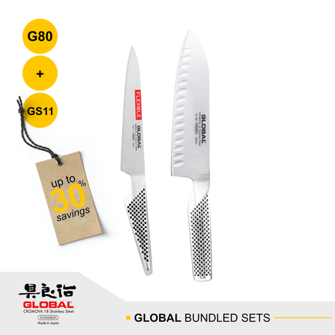 Global G-80 & GS-11 Bundled Sets